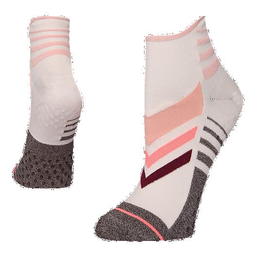 Stance Women's Studio Sutra Socks - Pink | Sport Chek
