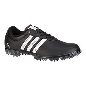 8d39302a8 adidas Golf Men s Adipure Flex Golf Shoes - Black White Red