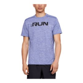 Under Armour Men's Front Graphic Running T Shirt