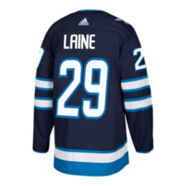 Winnipeg Jets adidas Patrik Laine Authentic Pro Home Hockey Jersey