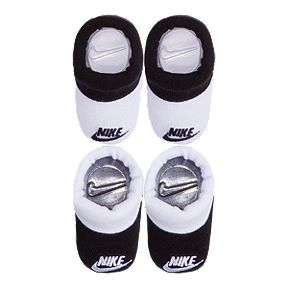 0cc2803c1d61 Nike Baby Boys  Futura Bootie - 2 Pack