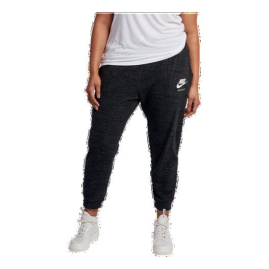 Nike Sportswear Women S Gym Vintage Capri Plus Size Pants Sport Chek