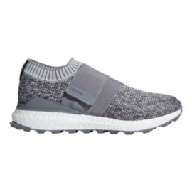 adidas Golf Crossknit 2.0 Golf Shoes - Grey/Grey/Running White