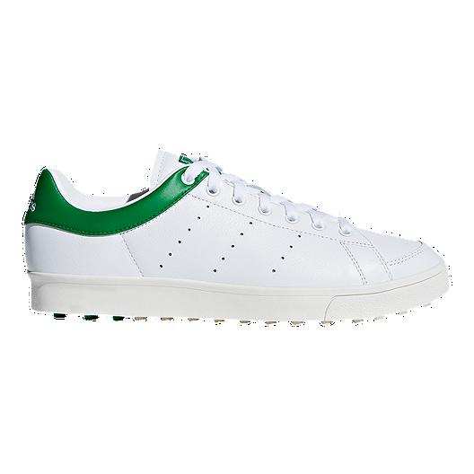 volumen igual Sin lugar a dudas  adidas Golf Men's Adicross Classic Golf Shoes - White | Sport Chek