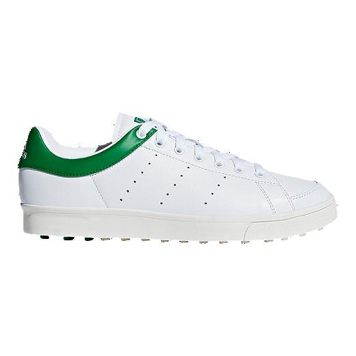 wholesale dealer a0c70 3c914 1 .. adidas Golf Mens Adicross Classic Wide Golf Shoes - White - WHITE  super quality 82dc6 5bfa2 ...