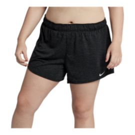 "Nike Women's Flex Attack 5"" Plus Size Shorts"