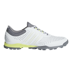 the best attitude c0e09 260d6 adidas Golf Women s Adipure Sport Golf Shoes - White Yellow Grey   Sport  Chek