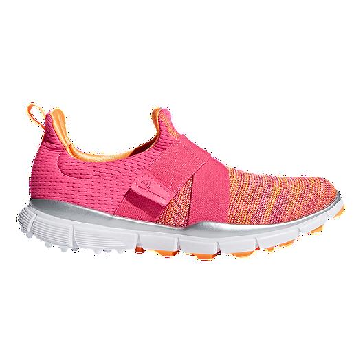 pretty nice 6bfaa b278e adidas Golf Women s Climacool Knit Golf Shoes - Pink Coral Gold   Sport Chek