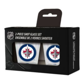 Winnipeg Jets Shot Glass Set - 2-Pack