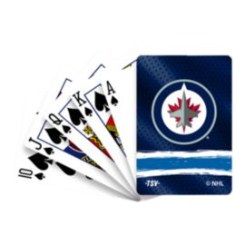 Winnipeg Jets Playing Cards