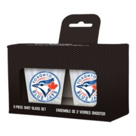 Toronto Blue Jays Shot Glass Set - 2-Pack