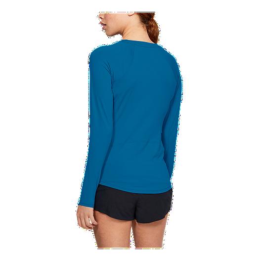 1b8f3020 Under Armour Women's Sunblock 50 Long Sleeve Shirt | Sport Chek
