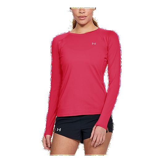 fd24f7519a Under Armour Women's Sunblock 50 Long Sleeve Shirt