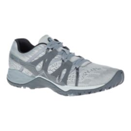 Merrell Women's Siren Hex Q2 E-Mesh Hiking Shoes - Highrise Grey