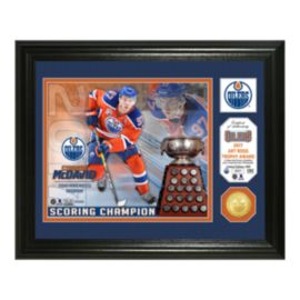 Edmonton Oilers Connor McDavid Art Ross Framed Photo