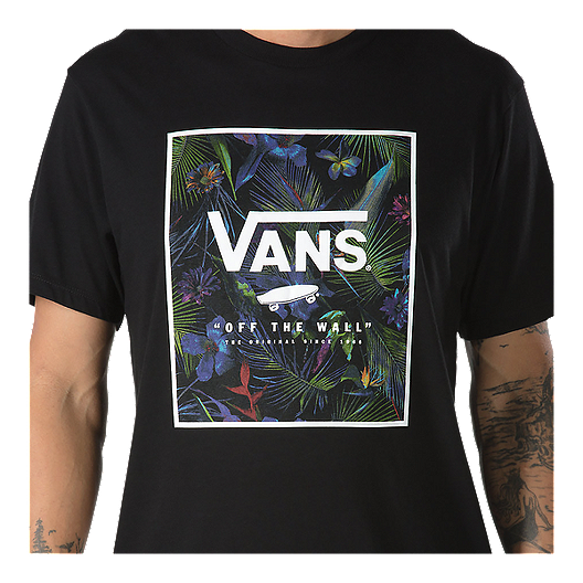 438a55510d Vans Men s Print Box T Shirt - Black Neo Jungle. (0). View Description