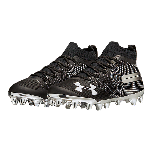 f124fd5387b0 Under Armour Men's Spotlight Low Football Cleats - Black. (0). View  Description