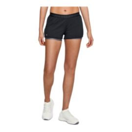 Under Armour Women's HeatGear® Armour Plus 2 In 1 Shorts