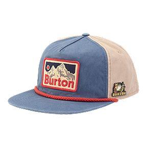 ae70c8b0516 Burton Men s Buckweed Hat - Mood Indigo