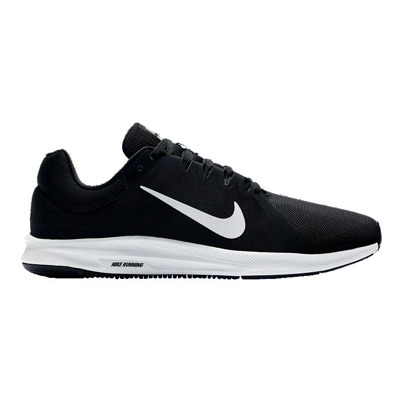 b8ebafb8be23 Nike Men s Downshifter 8 Running Shoes - Black White