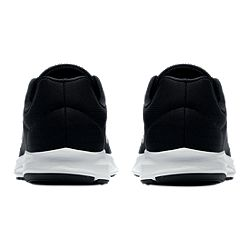 timeless design b696d 67b2f image of Nike Men s Downshifter 8 Running Shoes - Black White with  sku 332498132