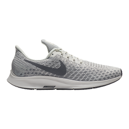 53518af095bb7 Nike Men's Zoom Pegasus 35 Running Shoes - Grey/White | Sport Chek