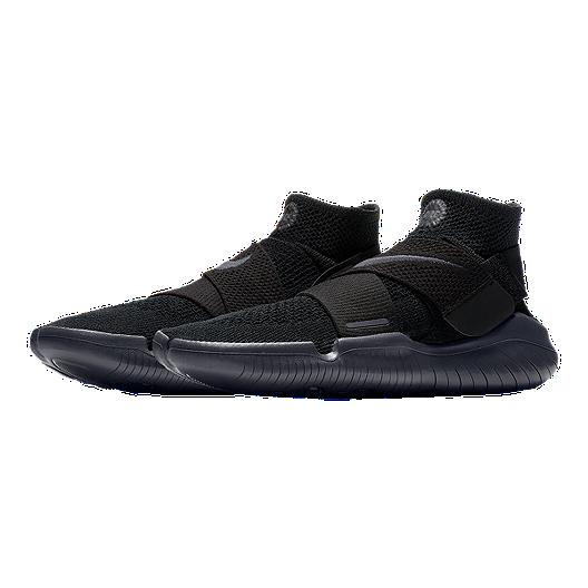 gesto Grande Llanura  Nike Men's Free RN Motion Flyknit 2017 Running Shoes - Black/Anthracite |  Sport Chek
