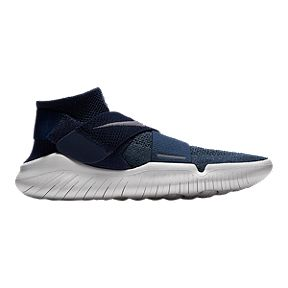 free shipping d56dc 5341f ... reduced nike mens free rn motion flyknit 2017 running shoes blue grey  navy 2e1b5 59cd0
