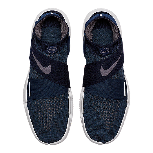 d7280582971 Nike Men s Free RN Motion Flyknit 2017 Running Shoes - Blue Grey Navy. (0).  View Description