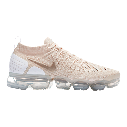 3f9329fa47 ... hot nike womens air vapormax flyknit 2 running shoes cream gold white  light 42f19 e6952