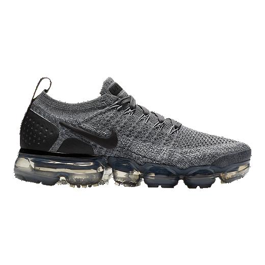 los angeles 2de4f 06b98 Nike Women's Air VaporMax Flyknit 2 Running Shoes - Grey ...