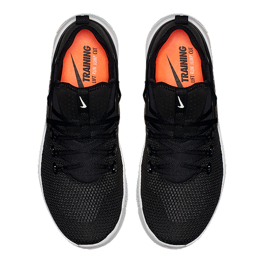 0f804e04ae53 Nike Men s Free X Metcon Training Shoes - Black White