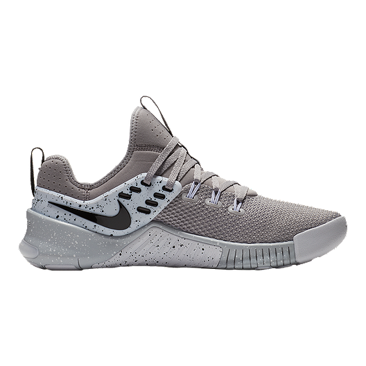 48b11acb330b Nike Men s Free X Metcon Training Shoes - Grey Black Platinum ...