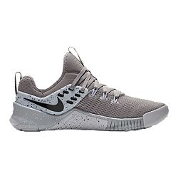 various colors 2980f 089e8 image of Nike Men s Free X Metcon Training Shoes - Grey Black Platinum with