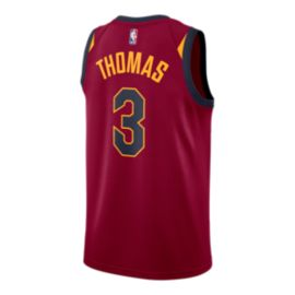 Cleveland Cavaliers Isaiah Thomas Swingman Icon Basketball Jersey