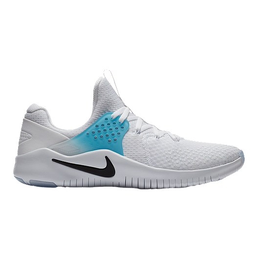 f8c5d67bebc0 Nike Men s Free Trainer V8 Training Shoes - White Lagoon