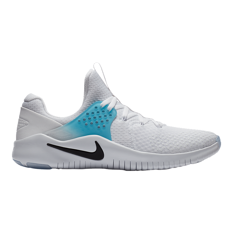 Nike Men s Free Trainer V8 Training Shoes - White Lagoon  a74233abb