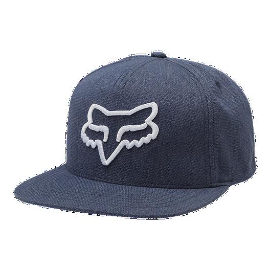 be569d3af8f89 Fox Men s Instill Snapback Hat - Heathered Midnight