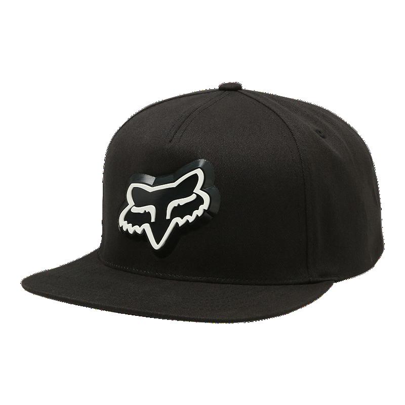 finest selection 42e6c dcac9 Fox Men s Ingratiate Snapback Hat - Black   Sport Chek