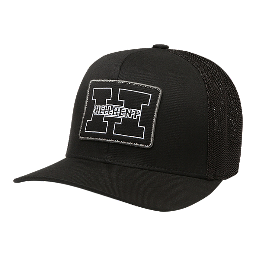 85c98f5e Fox Men's Hellbent Flexfit Hat - Black | Sport Chek