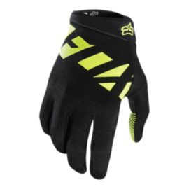 Fox Ranger Mountain Bike Gloves - Black/Yellow