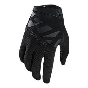 Fox Ranger Gel Mountain Bike Gloves - Black Black cee804528