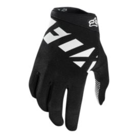 Fox Ranger Youth Mountain Bike Glove - Black/White