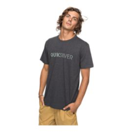 Quiksilver Men's Frontline Short Sleeve T Shirt