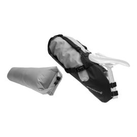 Blackburn Outpost Bike Seat Pack with Dry Bag - Black