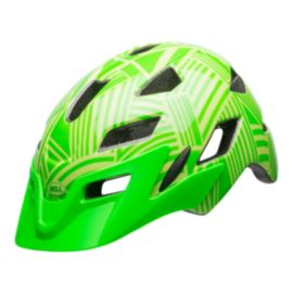 Bell Sidetrack Kids' Bike Helmet 2018 - Gloss Kryptonite