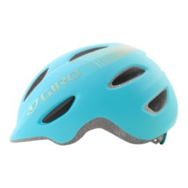 Giro Scamp Junior Bike Helmet 2018 - Matte Glacier
