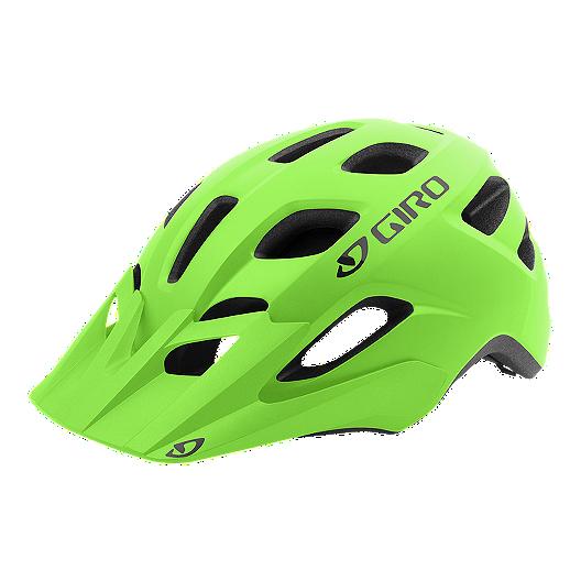 8aa807c2b56f82 Giro Tremor Junior Bike Helmet 2018 - Matte Bright Green   Sport Chek