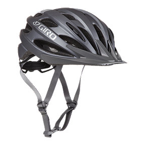 Giro Revel Men's Bike Helmet 2017 - Matte Titanium/White