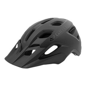 Giro Fixture Men's Bike Helmet 2018 - Matte Black
